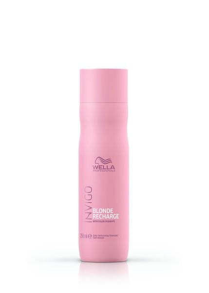Invigo Cool blonde shampoo