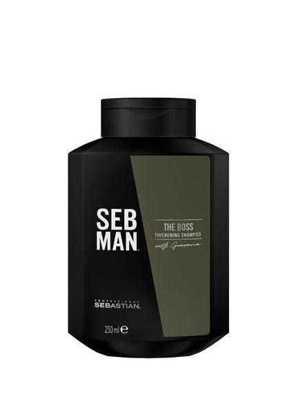 Sebman the boss