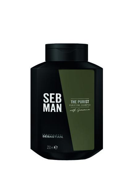 Sebman the purist